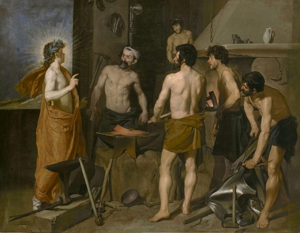 TUNICE DE JOSE 1630 DIEGO DE VELASQUEZ